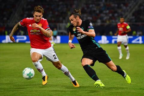 MU len ke hoach mua tien ve Gareth Bale hinh anh 2