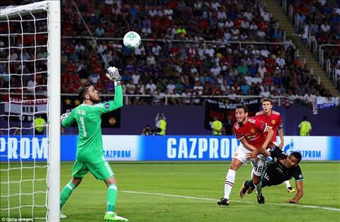 Real Madrid 2-1 MU Dang cap va suc manh that su cua CLB so 1 hanh tinh hinh anh 2