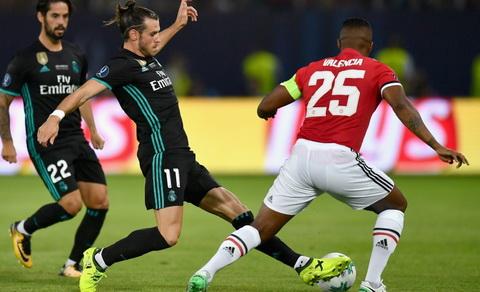 Gianh Sieu cup chau Au 2017, Gareth Bale phu phang voi MU hinh anh