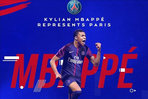 Bom tan Mbappe tiet lo ly do chon PSG thay vi Arsenal, Real hinh anh