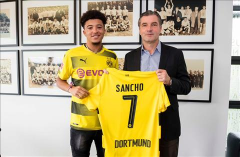 Dortmund chieu mo thanh cong sao tre Man City thay Dembele hinh anh