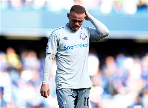 HLV Everton Toi that vong toan tap ve Rooney hinh anh