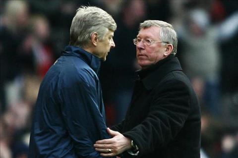 Tiet lo MU tung muon Wenger thay the Ferguson hinh anh