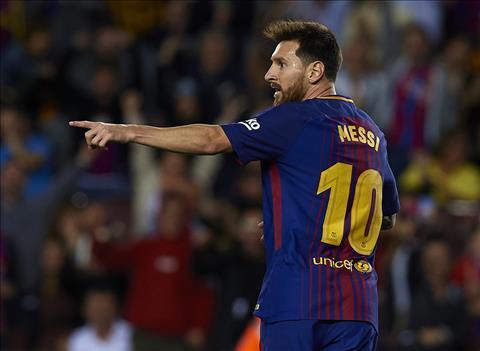 Cham diem Barca 5-0 Espanyol Tuyet voi King Leo! hinh anh