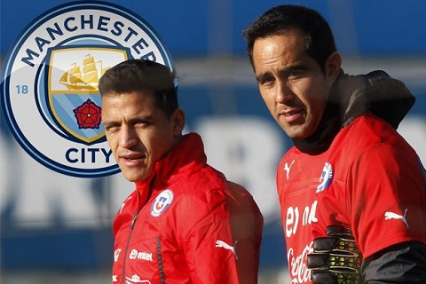 Alexis Sanchez cuc ky that vong vi khong the toi Man City hinh anh