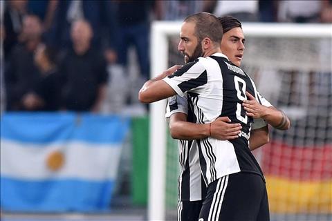 Juventus 3-0 Chievo Tu tin huong den Camp Nou hinh anh