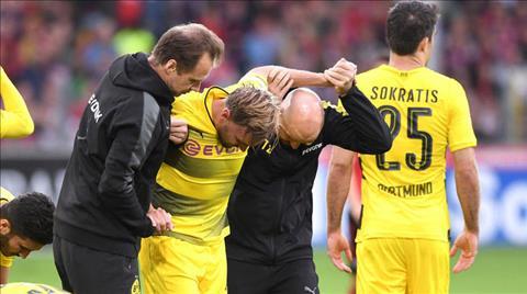 Freiburg 0-0 Dortmund Bat luc tot do hinh anh