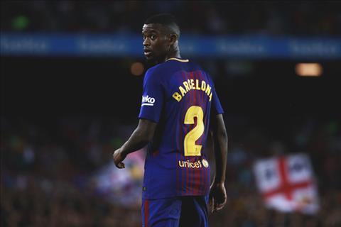 Nelson Semedo cân nhắc rời Barcelona hè 2019 hình ảnh