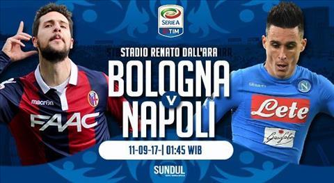 Nhan dinh Bologna vs Napoli 01h45 ngay 119 (Serie A 201718) hinh anh