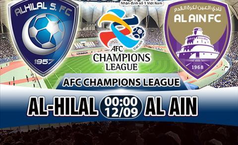 Nhan dinh Al Hilal vs Al Ain 00h00 ngay 129 (AFC Champions League 2017) hinh anh