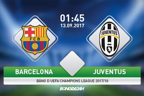 Barca vs Juventus (1h45 ngay 39) Thuoc thu dich thuc la day hinh anh 2