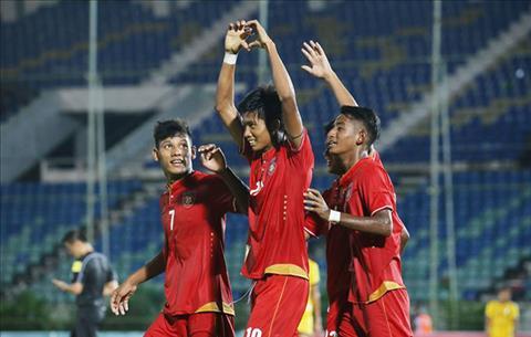 Nhan dinh U18 Myanmar vs U18 Philippines 18h30 ngay 119 (U18 Dong Nam A 2017) hinh anh