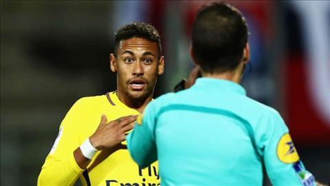 Wenger dat dau hoi ve quyet dinh gia nhap PSG cua Neymar hinh anh