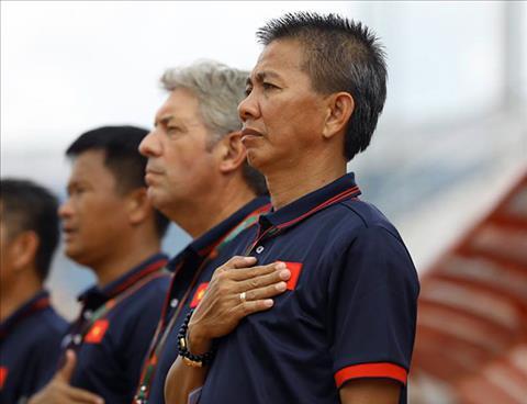 HLV Hoang Anh Tuan se chia tay bong da tre Viet Nam de len sep hinh anh