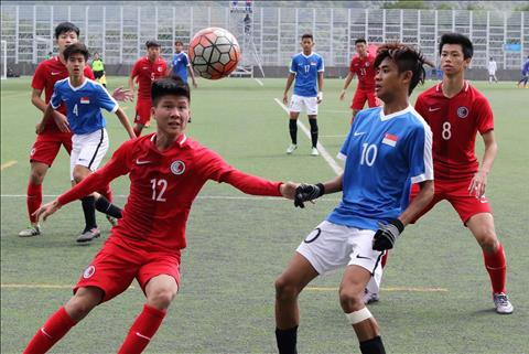 Nhan dinh U18 Dong Timor vs U18 Singapore 18h30 ngay 129 (U18 Dong Nam A 2017) hinh anh