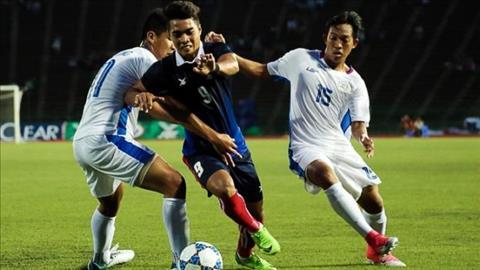 Nhan dinh U18 Lào vs U18 Campuchia 15h30 ngay 129 (U18 Dong Nam A 2017) hinh anh