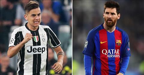 Dybala gio da ngang tam dang cap voi Messi hinh anh