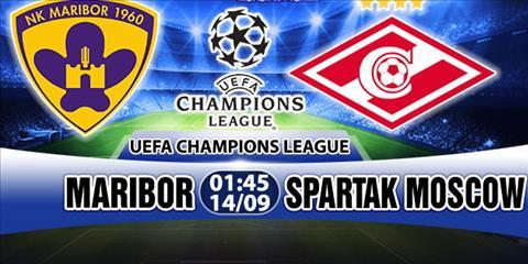 Nhan dinh Maribor vs Spartak Moscow 01h45 ngay 149 (Champions League 201718) hinh anh