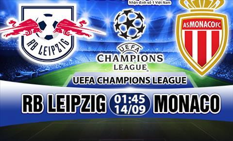 Rb Leipzig Vs Monaco