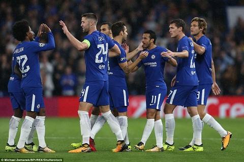 Tien ve Cesc Fabregas khen chieu sau doi hinh Chelsea hinh anh