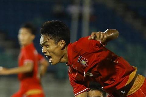 U18 Viet Nam guc nga o U18 Dong Nam A 2017 Chet vi bong chet hinh anh 2