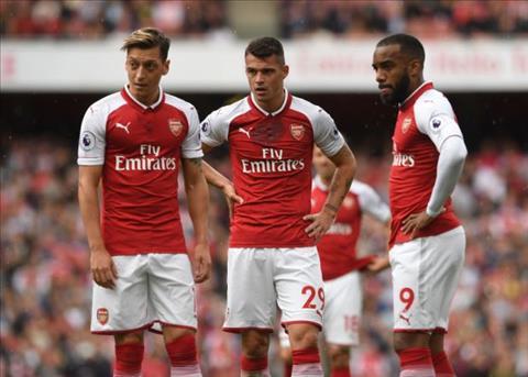 Arsenal vs Koln Wenger de 7 tru cot nghi ngoi hinh anh