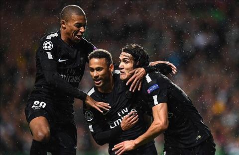 Bo ba Mbappe - Cavani - Neymar qua thuc
