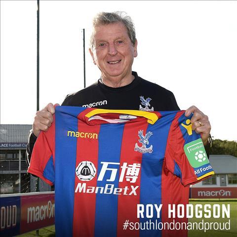Crystal Palace chinh thuc bo nhiem HLV Roy Hodgson hinh anh 2