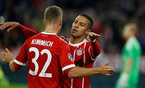 Bayern Munich 3-0 Anderlecht Choi hon nguoi, Hum xam de dang gam vang hinh anh