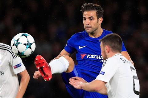 Tien ve Cesc Fabregas khen chieu sau doi hinh Chelsea hinh anh 2
