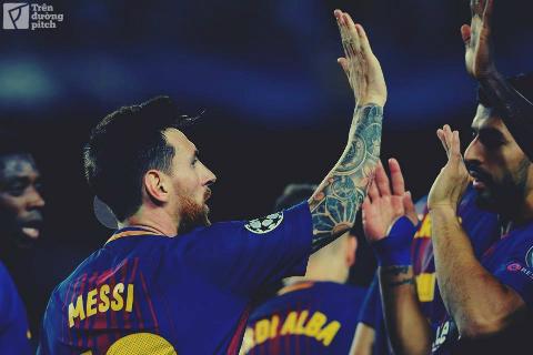 Messi va dong doi: Duong den khung thanh khong con la doc dao1