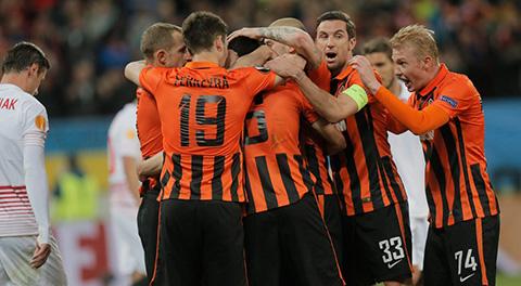 Shakhtar Donetsk vs Napoli thong tin truoc tran dau hinh anh