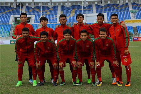 Nhan dinh U18 Indonesia vs U18 Brunei 15h30 ngay 139 (U18 Dong Nam A 2017) hinh anh