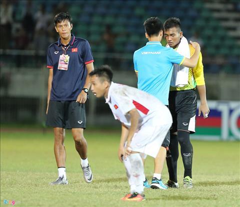 Y Eli Nie suy sup sau sai lam khien U18 Viet Nam phai ve nuoc ngay sau vong bang giai U18 Dong Nam A 2017