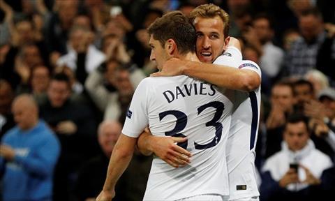 Tottenham 3-1 Dortmund Khi Harry Kane da tim lai duoc ban nang sat thu hinh anh