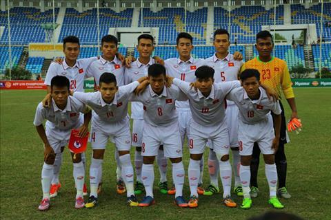 Guc nga tai Myanmar, thay tro Hoang Anh Tuan quyet lam lai o vong loai U19 chau A hinh anh