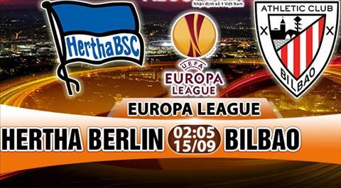 Nhạn dịnh Hertha Berlin vs Bilbao 02h05 ngay 159 (Europa League 201718) hinh anh