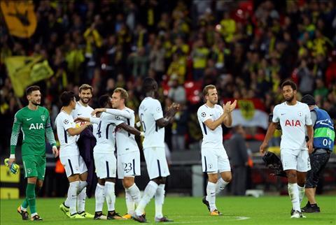 Ho noi gi sau tran Tottenham 3-1 Dortmund hinh anh