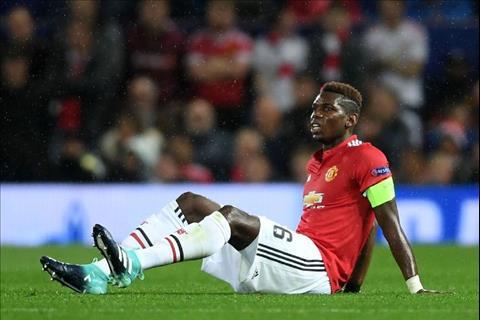 Mourinho noi ve ke hoach thay the tien ve Paul Pogba hinh anh