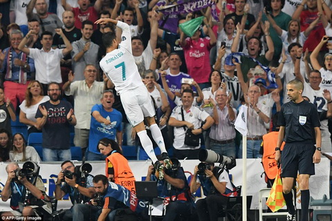 Real Madrid! Hay phu thuoc vao Cristiano Ronaldo khi con co the hinh anh 2