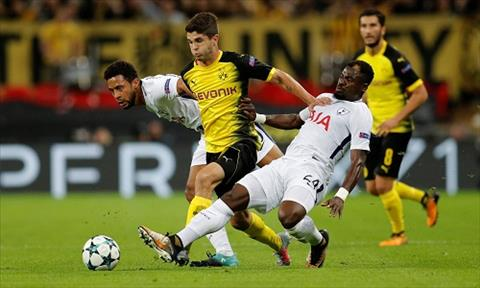 Tottenham 3-1 Dortmund Khi Harry Kane da tim lai duoc ban nang sat thu hinh anh 2