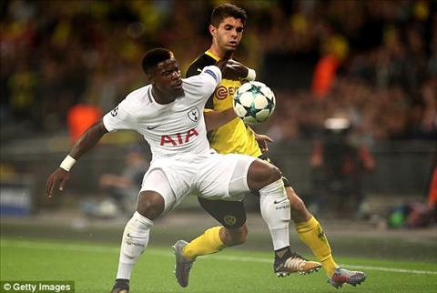 Tottenham 3-1 Dortmund Su that ve loi nguyen Wembley hinh anh 3