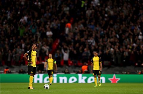 Tottenham 3-1 Dortmund Su that ve loi nguyen Wembley hinh anh 4