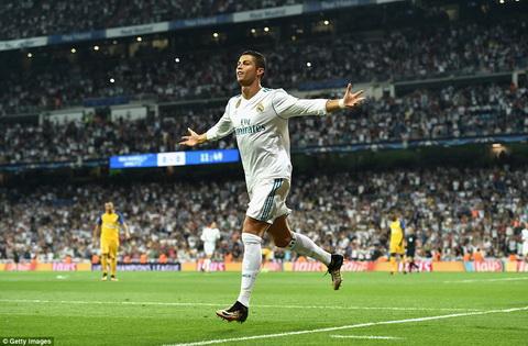 Real Madrid! Hay phu thuoc vao Cris Ronaldo khi con co the hinh anh