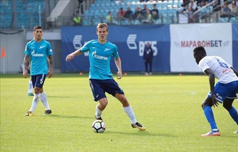 Nhan dinh Vardar vs Zenit 02h05 ngay 159 (Europa League 201718) hinh anh