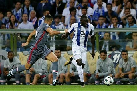 Ket qua bang G Champions League 201718 Porto thua soc hinh anh