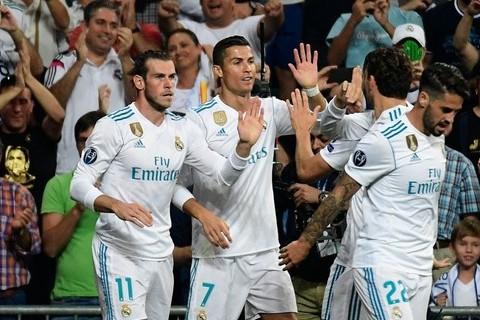 Sao Real dat tron niem tin vao Ronaldo va Bale hinh anh