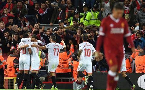 Liverpool 2-2 Sevilla