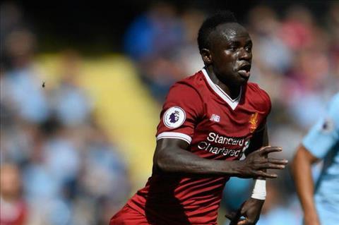 Liverpool gap hoa vi chan thuong cua Sadio Mane hinh anh