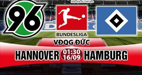 Nhan dinh Hannover vs Hamburg 01h30 ngay 169 (Bundesliga 201718) hinh anh